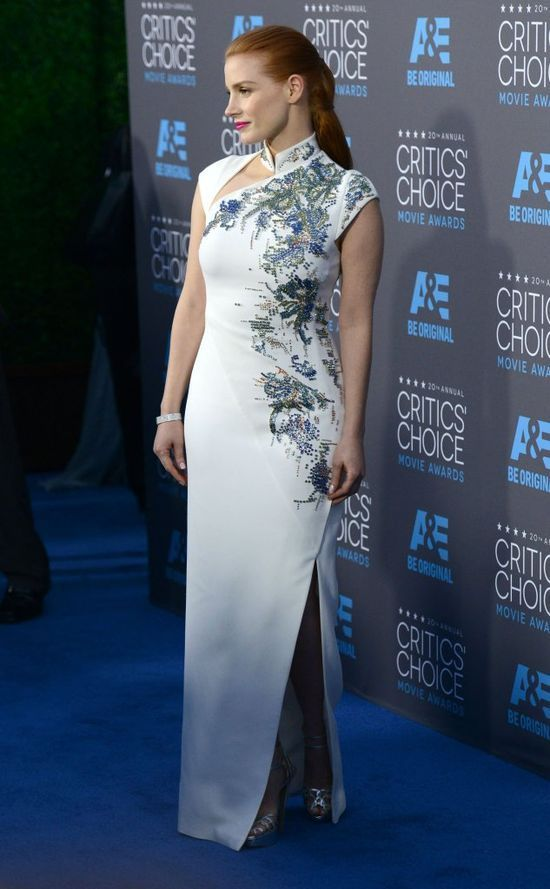 Gwiazdy na rozdaniu nagród Critics' Choice Awards (FOTO)