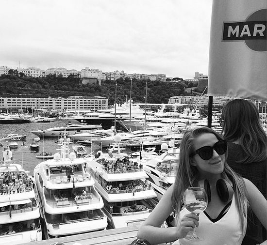 Maffashion i Jessica Mercedes podbijają Monako (FOTO)