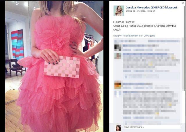 Po co Jessice Mercedes pięć Chanelek? (FOTO)