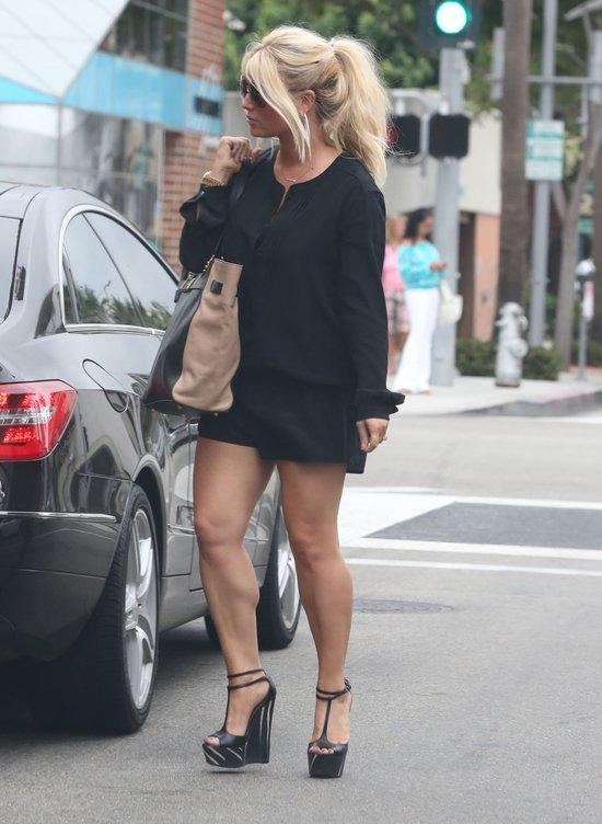 Jessica Simpson schudła 27 kilogramów (FOTO)
