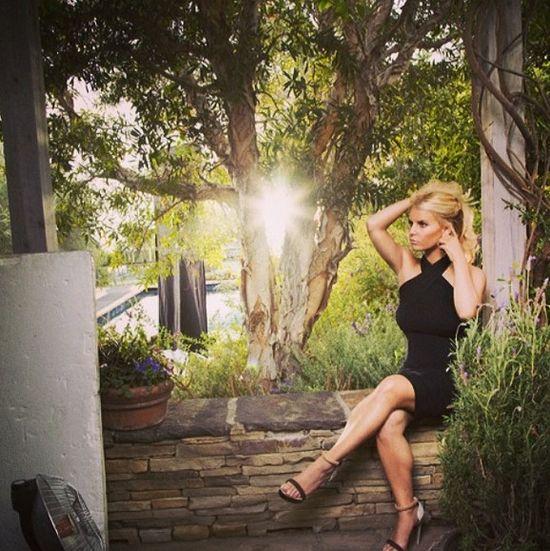 Jessica Simpson: Patrzcie, jaka jestem szczupła! (FOTO)