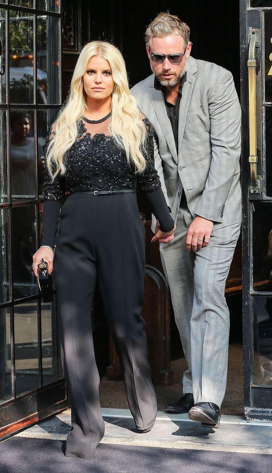 Jessica i Eric - następni w kolejce po rozwód? (FOTO)