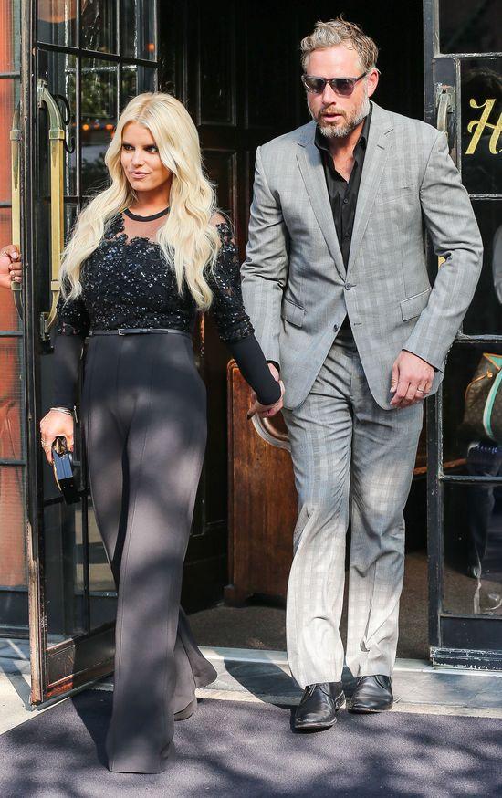 Jessica i Eric - nast�pni w kolejce po rozw�d? (FOTO)