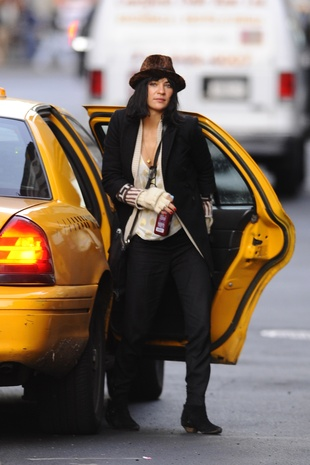Jessica Szohr i jej New-York-Look (FOTO)