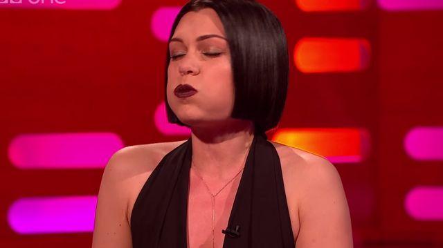 Jessie J śpiewa Bang Bang z zamkniętymi ustami (VIDEO)