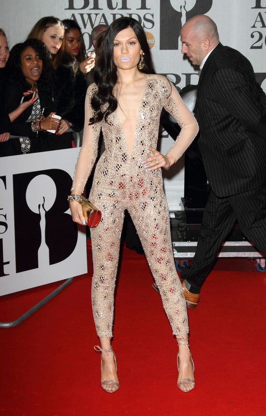 Gwiazdy na gali BRIT Awards 2014 (FOTO)
