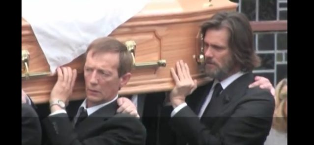 Jim Carrey zamieścił na Twitterze wymowne zdjęcie