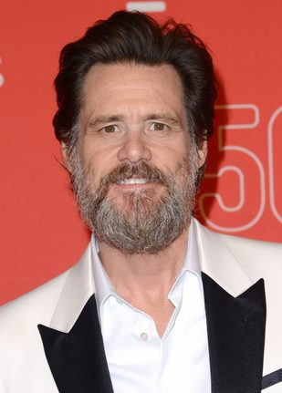 Jim Carrey zmienił się nie do poznania (FOTO)