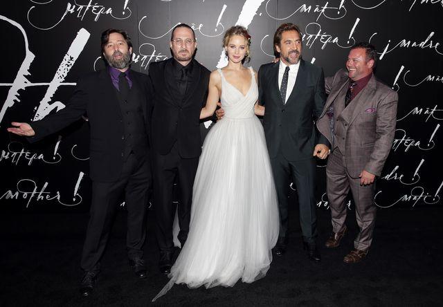 Jennifer Lawrence omal nie straciła zmysłów przez rolę w Mother