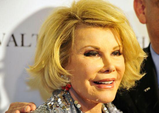 Joan Rivers nie żyje!