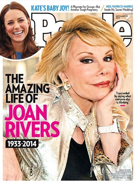 Co naprawdę zabiło Joan Rivers?