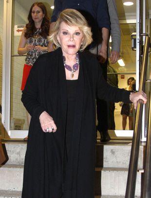 Joan Rivers przeczuwała swoją śmierć