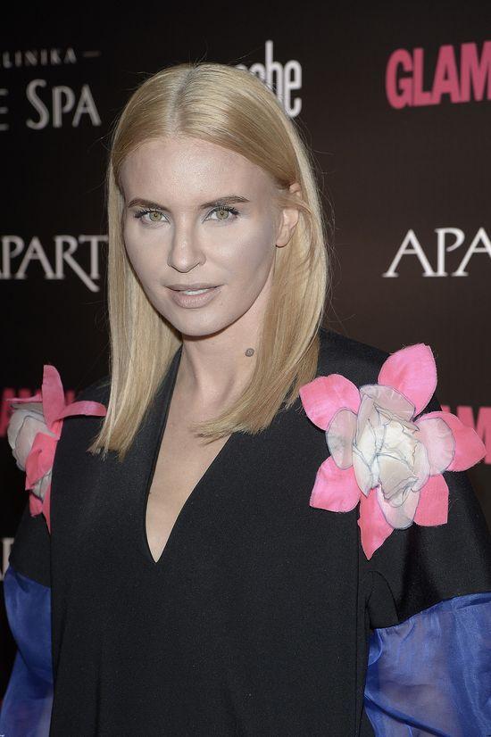 Horodyńska o sukience Szwed: Kiepsa jakość wykonania