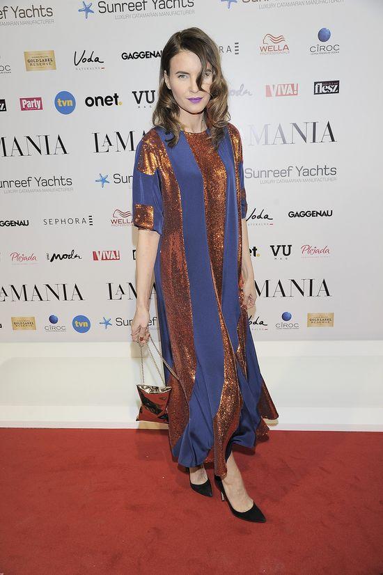 Joanna Horodyńska chwali się garderobą (FOTO)