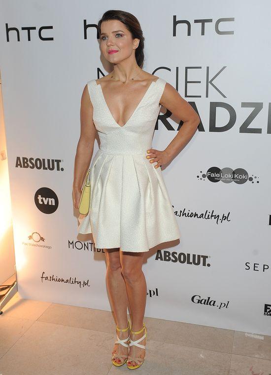 Joanna Jabłczyńska poświęca się dla piękna (FOTO)