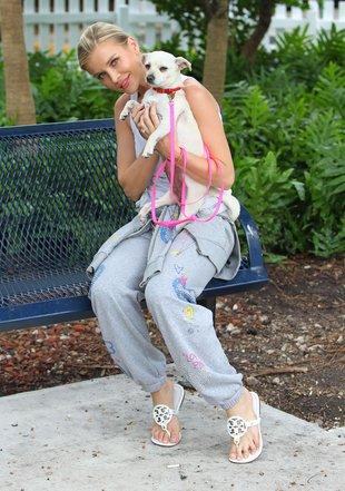 Joanna Krupa straciła ukochanego psiaka (FOTO)