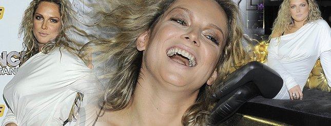 Joanna Liszowska w roli jurorki Tylko taniec (FOTO)