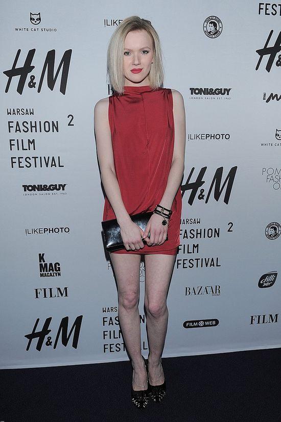 Gwiazdki na otwarciu Fashion Film Festival (FOTO)