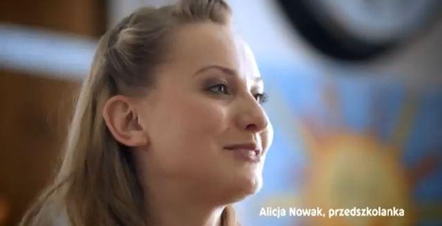 Tak zaczynała Joanna Moro (VIDEO)