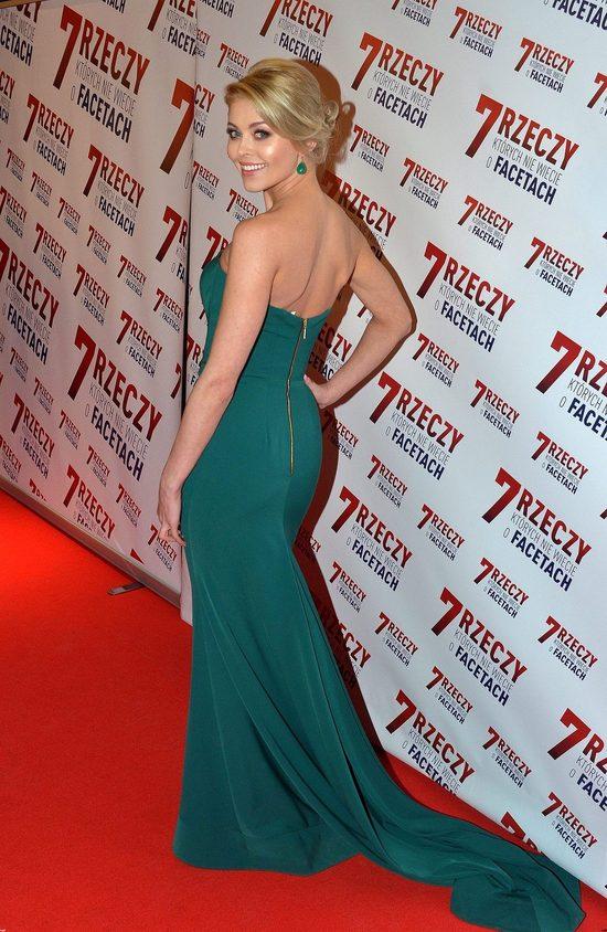 Gdy miała 18 lat, Joanna Opozda pracowała jako modelka (Instagram)