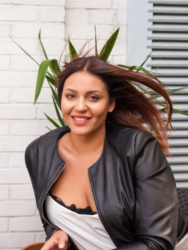 Joanna z Supermodelki Plus Size: Ja nawet jak idę wynieść śmieci, MALUJĘ RZĘSY