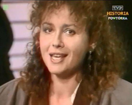 Joanna Szczepkowska - kobieta, która zakończyła komunizm