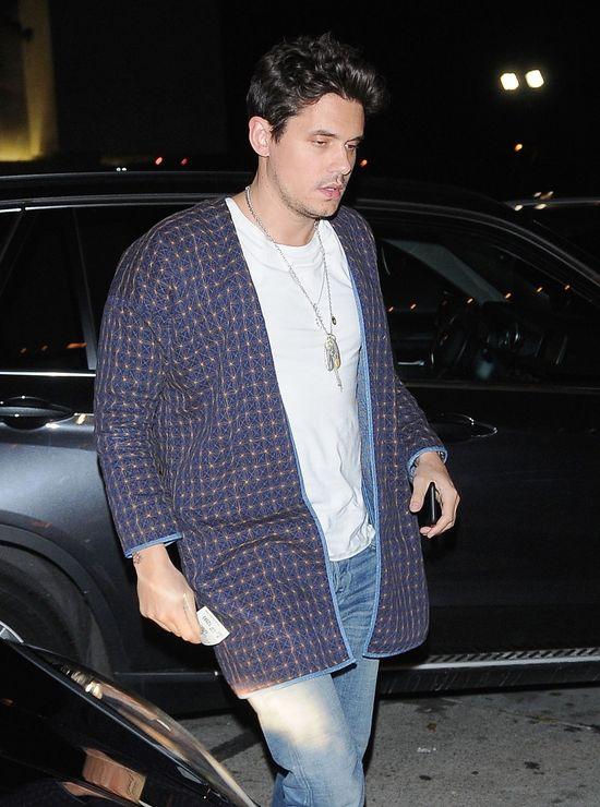 John Mayer ca�� noc nie dawa� spokoju Taylor Swift