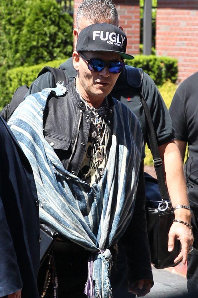 Fani przerażeni nowymi zdjęciami Johnny'ego Deppa: Wyglądasz jakbyś był chory!