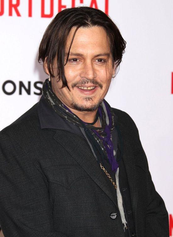 Johnny Depp został zaatakowany przez chupacabrę!