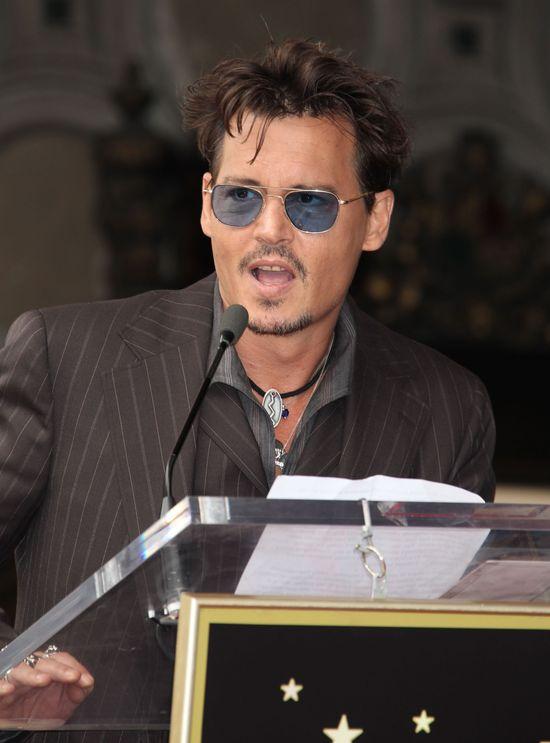Johnny Depp i Amber Heard pójdą do ołtarza boso?