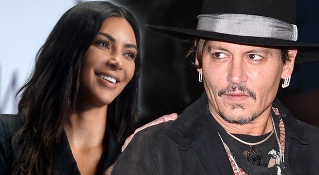 Nie uwierzysz, co Johnny Depp ODKUPIŁ od… Kim Kardashian!