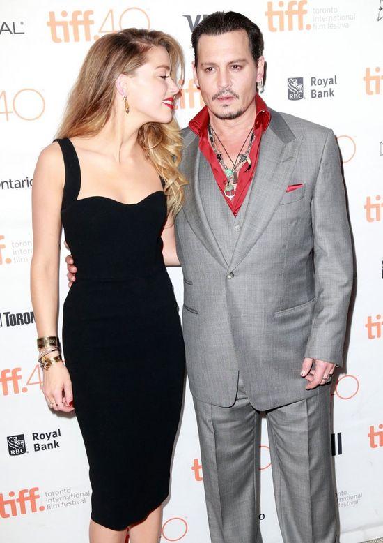 Johnn Depp okładał Amber Heard pięściami, a ochroniarze nawet nie drgnęli!