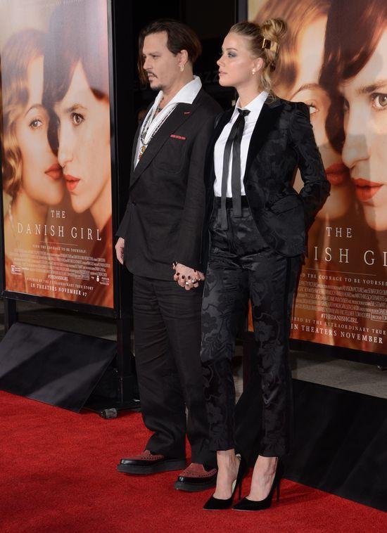 Związek Amber Heard i Johnny'ego Deppa był niezdrowy od samego początku