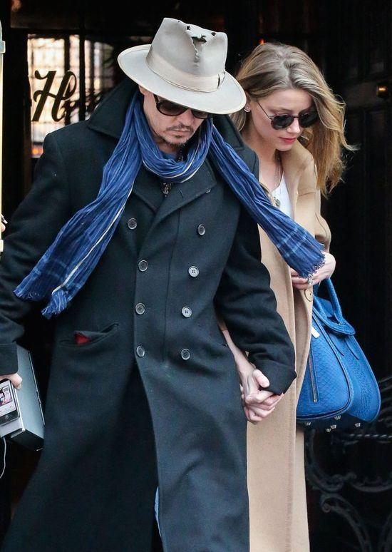 Amber Heard została żoną Johnny'ego Deppa!