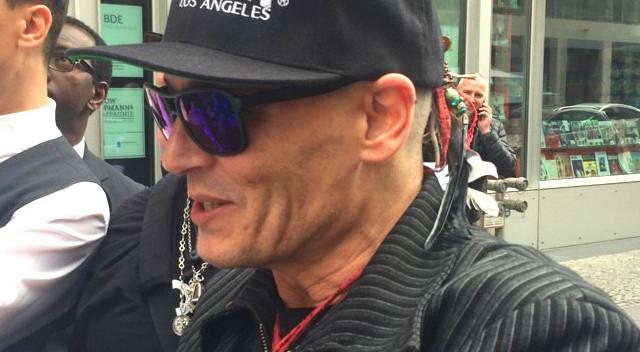Wiemy, dlaczego Johnny Depp schudł i wygląda tak słabo (ZDJĘCIA)