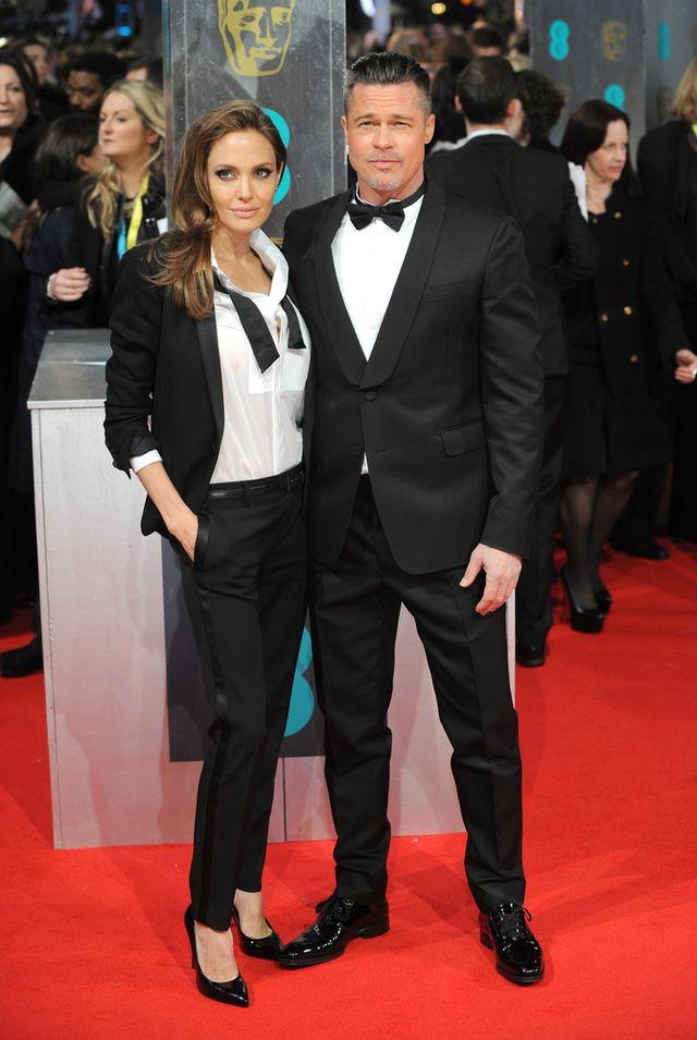Gwiazdy na wr�czeniu nagr�d BAFTA 2014 (FOTO)