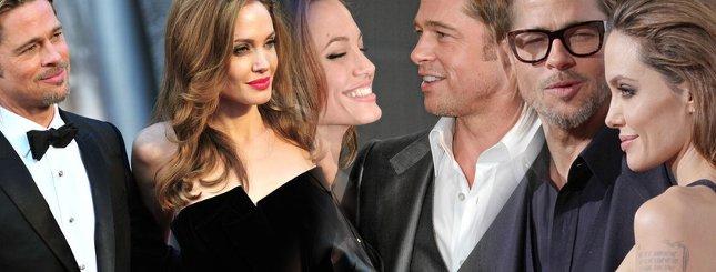 Jolie-Pitt: największy romans współczesnego Hollywood