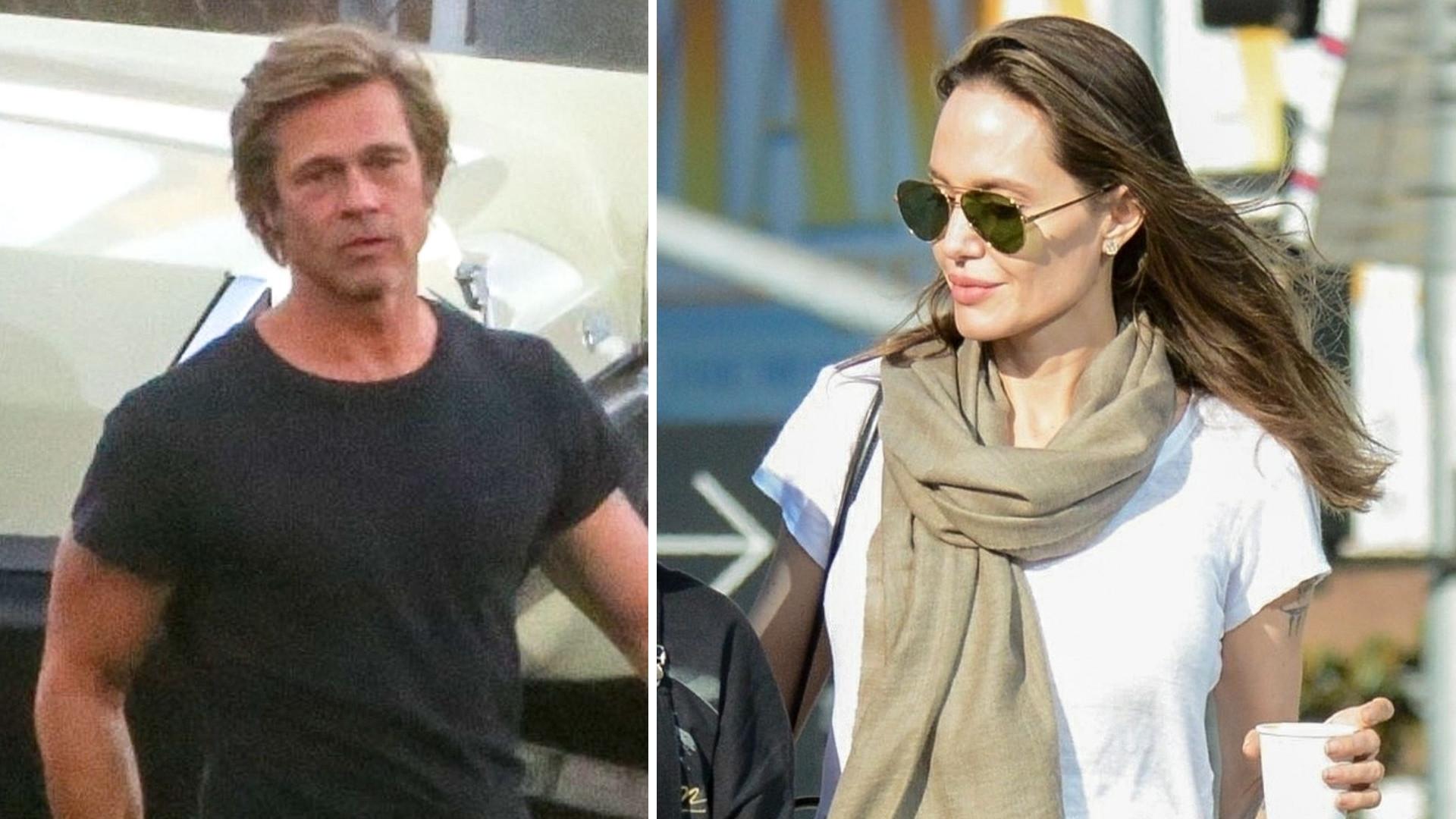 Nie uwierzycie, co pomogło Angelinie Jolie zapomnieć o Bradzie