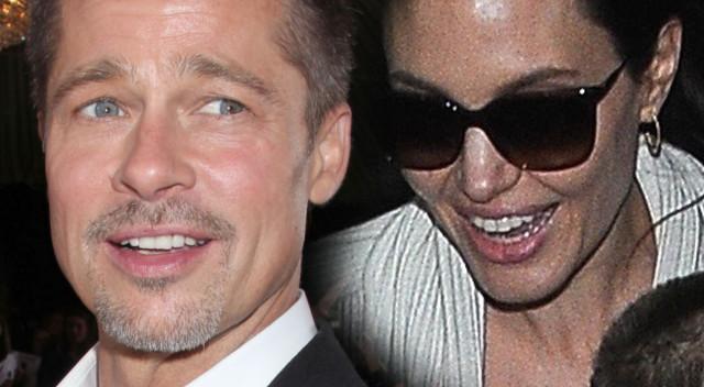 Nie do wiary – im bliżej rozwodu Jolie i Pitta tym bardziej się lubią?
