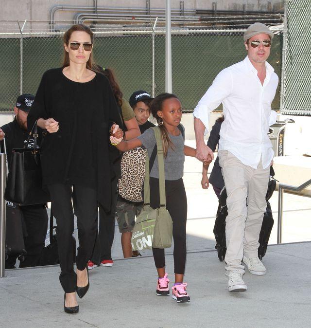 Brad Pitt kocha dzieci, a nie Angelinę!