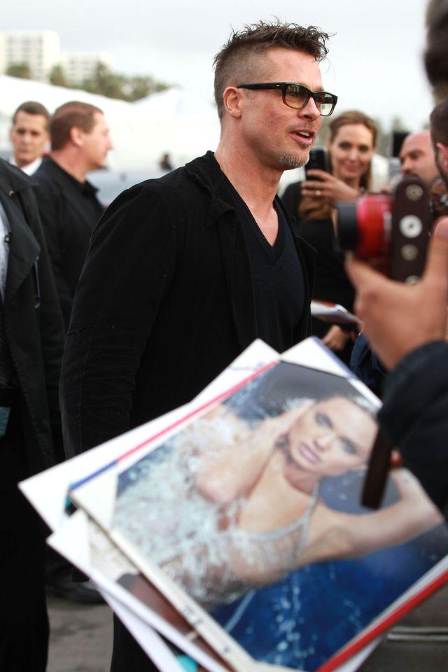 Angelina Jolie chce przełożyć ślub z Bradem Pittem?