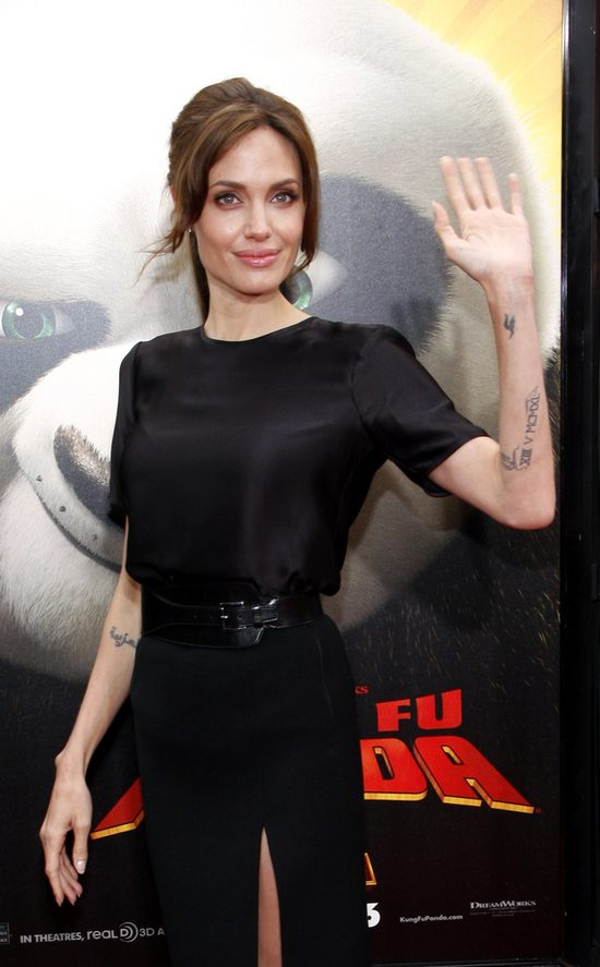 Angelina Jolie skończyła 40 lat (FOTO)