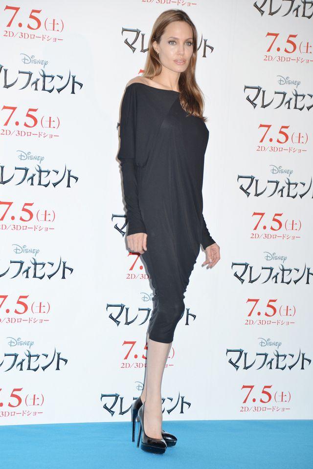 Angelina Jolie: Nigdy nie czułam się dobrze jako aktorka