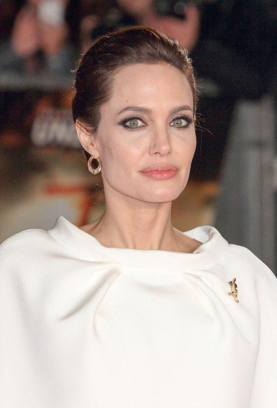 Angelina Jolie sko�czy�a 40 lat (FOTO)