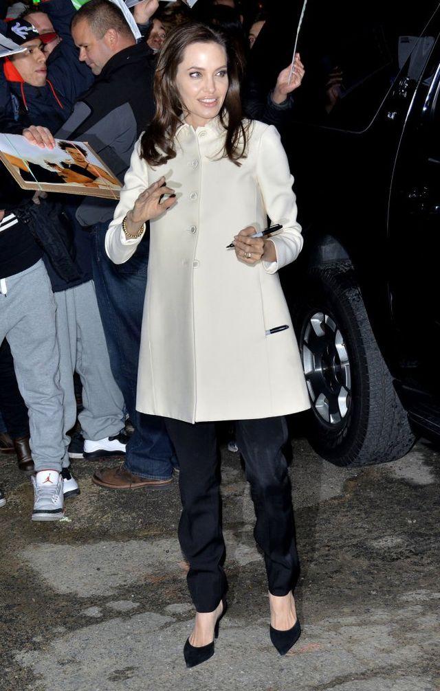 O Jolie: tylko celebrytka, w dodatku z minimalnym talentem