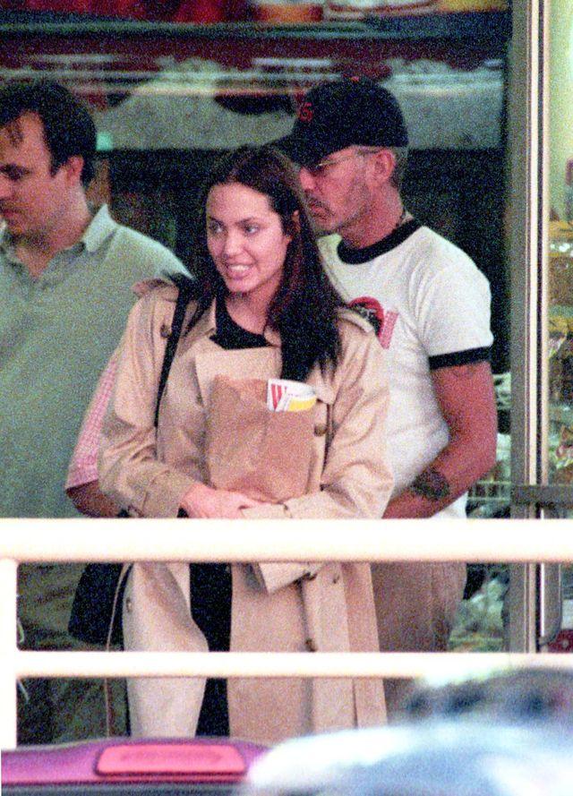 Brudna i mizerna Angelina Jolie na haju