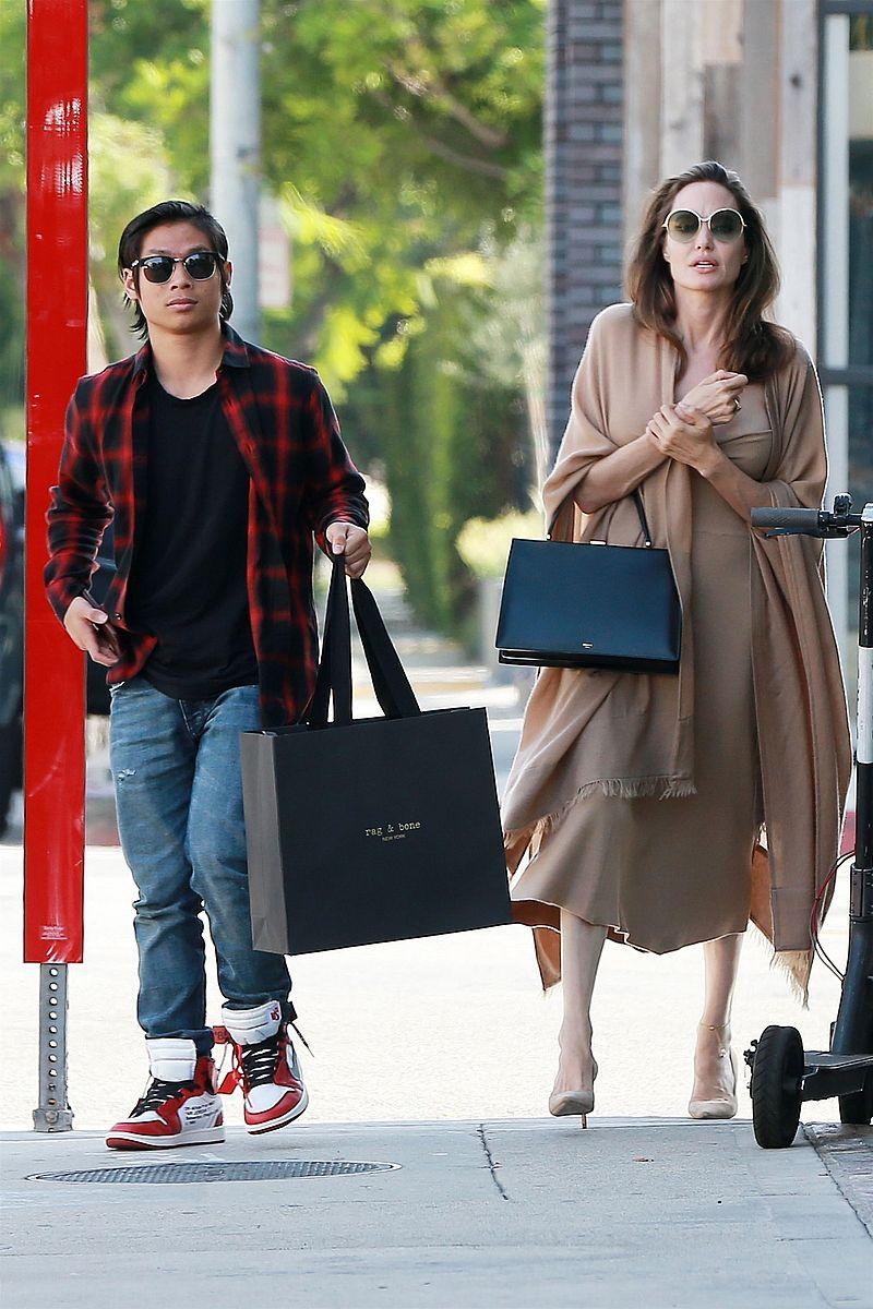 Brad Pitt i Angelina Jolie ODWOŁUJĄ rozprawę sądową?