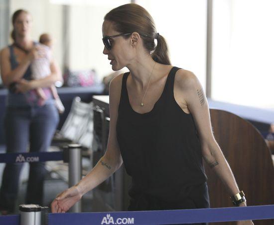 Agelina Jolie ma poważne problemy ze zdrowiem?!