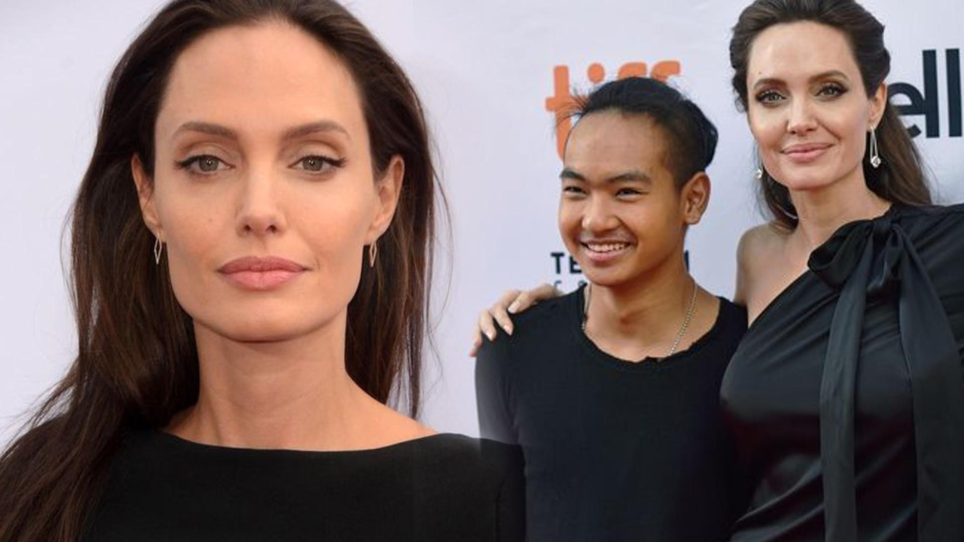 Relacja Angeliny Jolie i Maddoxa BARDZO się zmieniła
