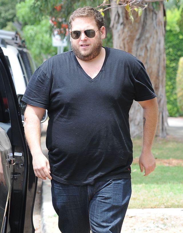 Jonah Hill przytył 30 kilogramów (FOTO)